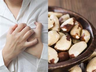 Thiếu hụt loại khoáng chất này, coi chừng bạn có nguy cơ cao mắc bệnh mãn tính như tim mạch