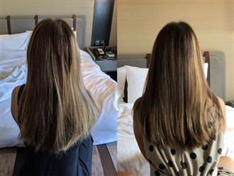 Thợ làm tóc mách mẹo gội đầu giúp tóc mềm mượt, bớt khô lại không bết dính