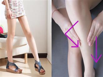 """Thoát cảnh bị gọi là bắp chân """"cột đình"""" nhờ thực hiện đủ 7 động tác này mỗi ngày"""
