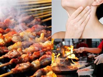 Thói quen nấu ăn nhiều người mắc phải là nguyên nhân gây ung thư thực quản, cái thứ 3 thường gặp nhất