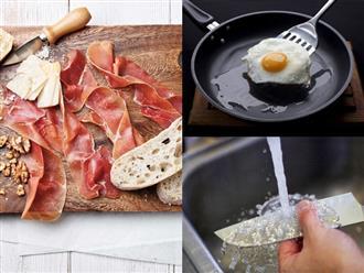 Thói quen sai lầm khi sử dụng đồ vật nhà bếp khiến cả nhà mắc bệnh, cái thứ 2 rất nhiều người mắc phải