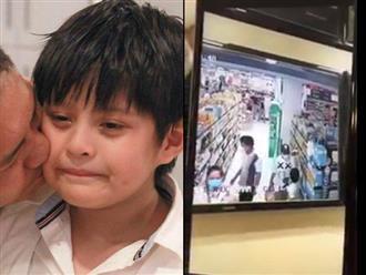 Thót tim cảnh con trai Thanh Thúy – Đức Thịnh bị kẻ xấu dàn cảnh cướp điện thoại