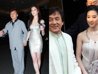 Thực hư thông tin Lưu Diệc Phi phá thai khi mới 15 tuổi, cha đứa bé là Thành Long