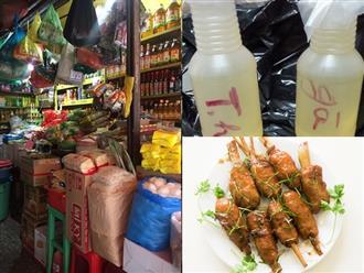 Thực phẩm chay giả mặn kém chất lượng: Chuyên gia cảnh báo về những tác hại khôn lường
