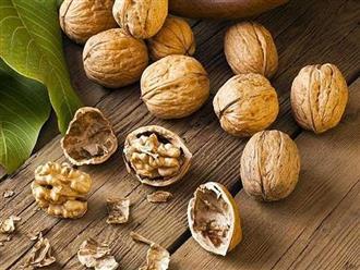 Thực phẩm từ thiên nhiên bổ não, tăng cường trí nhớ cực tốt