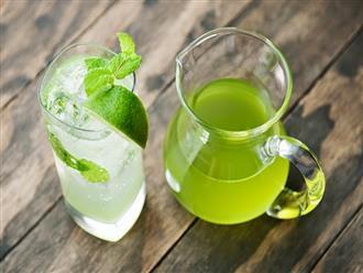 Thường xuyên uống nước chanh nhưng bạn đã biết hết những công thức giúp giảm cân cấp tốc này