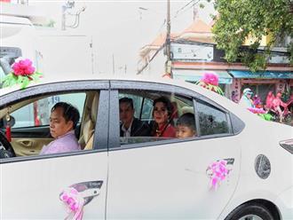 Tiệc cưới vắng cô dâu chú rể vì phà Bình Khánh đóng cửa tránh bão