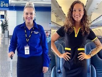 Tiếp viên hàng không giảm 40kg không cần nhịn ăn