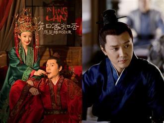 """Tiết lộ """"bí mật vợ chồng"""" Phùng Thiệu Phong - Triệu Lệ Dĩnh đằng sau hậu trường """"Minh Lan truyện"""""""