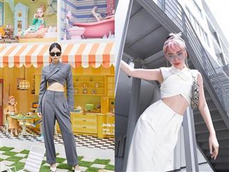 """Tóc Tiên khoe style cool hết nút nhưng netizen lại réo tên Jennie vì outfit na ná """"tuy 2 mà 1"""""""