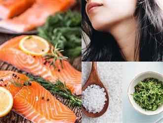 Tổng hợp những loại thực phẩm có lợi ích cho tuyến giáp của bạn