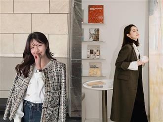 Top 4 kiểu áo khoác vừa ấm áp vừa thời trang đón Tết Nguyên Đán