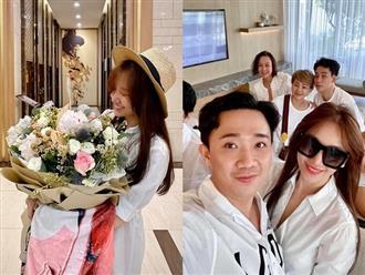 Trấn Thành tiết lộ món quà sinh nhật khiến Hari Won cười tươi rói kèm lời hứa đặc biệt: Đúng là cô vợ được cưng nhất Vbiz rồi!