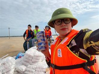 Trang Trần kêu cứu khi 2 tấn cá cứu trợ có nguy cơ bị ăn chặn, phía chủ nhà xe lên tiếng