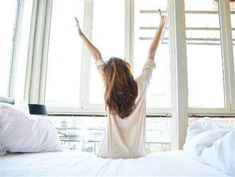 Trẻ hóa toàn cơ thể nhờ 5 thói quen buổi sáng: Nếu muốn sống thọ nên áp dụng ngay!