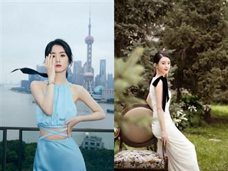 Triệu Lệ Dĩnh gây sốt Weibo với vòng eo sau sinh siêu nhỏ: 7 mẹo giúp cô nàng nói lời tạm biệt với khuôn mặt tròn, vóc dáng dễ béo