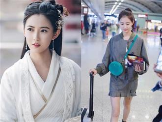 'Triệu Mẫn' Trần Ngọc Kỳ xuất hiện xinh đẹp rạng ngời, thân thiện với fan hâm mộ