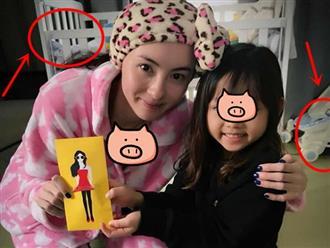 Trương Bá Chi vô tình lộ hình ảnh phòng con trai thứ ba