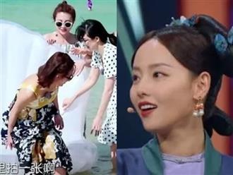 Trương Gia Nghê bị chỉ trích 'ra vẻ ngôi sao', xem thường người khác trong buổi phỏng vấn?