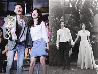 Truyền thông Trung Quốc bị chỉ trích vì tung tin đồn hẹn hò thất thiệt giữa cặp đôi Song Joong Ki - Song Hye Kyo