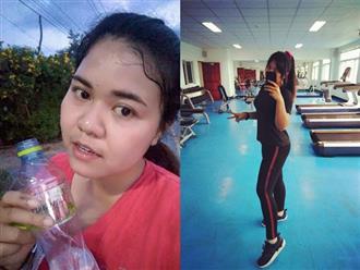 """Từ 89kg xuống 65kg, nàng béo Thái Lan tiết lộ bí quyết giảm cân """"nhanh như chớp"""""""