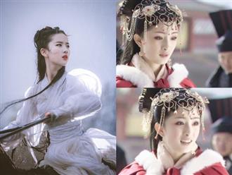 Tứ tiểu hoa đán của 10 năm trước giờ ra sao: Dương Mịch và Lưu Diệc Phi dù nổi tiếng nhưng vẫn không thể sánh bằng người đẹp này