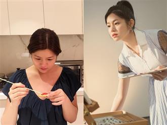 """Từng bị gán mác """"Tiểu Long Nữ mặt bánh bao"""" nhưng Trần Nghiên Hy đã có bí quyết giảm cân, biến mặt O-line thành V-line"""
