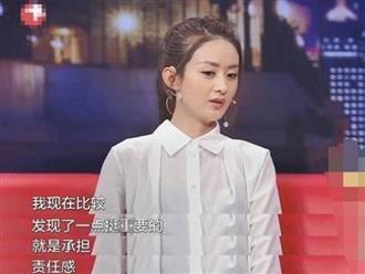 Từng là mỹ nhân được nhiều chàng trai theo đuổi nhưng Triệu Lệ Dĩnh chỉ chọn kết hôn với Phùng Thiệu Phong vì điều này