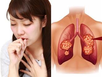 Tưởng cảm cúm thông thường hóa ra lại là dấu hiệu của bệnh ung thư phổi