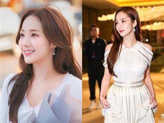 """U30 nhưng Park Min Young vẫn đẹp hoàn hảo: """"Chìa khóa"""" chăm sóc da chính là ngủ đủ giấc"""