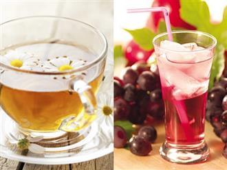 Uống 5 loại nước này trước khi ngủ cân nặng sẽ giảm ầm ầm mà chẳng cần ăn kiêng, tập thể dục
