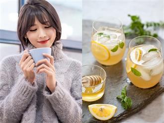 Uống một ly nước chanh mỗi tối trước khi ngủ, cơ thể nhận hàng loạt những tác dụng không ngờ