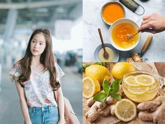 Uống ngay 4 loại trà detox giúp loại sạch độc tố này, da đẹp dáng thon bất chấp tuổi tác