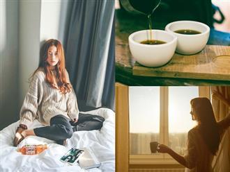 """Uống trà khi chưa ăn sáng: Bạn có nguy cơ """"lãnh"""" đủ 6 tác hại sau"""