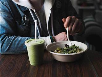 Vì sao ăn nhanh nuốt vội là thủ phạm khiến bạn mãi không giảm béo nổi?