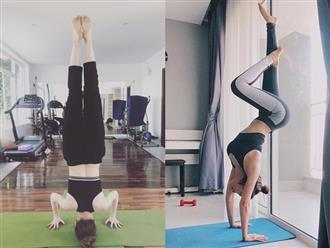 Vì sao một loạt người nổi tiếng như Lee Hyori, Goo Hara, Tăng Thanh Hà, Hồ Ngọc Hà đều tập tư thế yoga này?