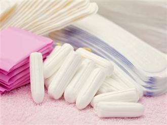 Viêm nhiễm phụ khoa vì thói quen sai lầm khi dùng băng vệ sinh trong 'ngày đèn đỏ' nhiều chị em mắc phải