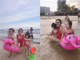 Vợ cũ Hoài Lâm diện bikini khoe dáng cực nuột, chứng minh phụ nữ đẹp nhất khi không thuộc về ai