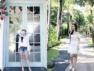 """Vừa bị chê như bà cô già, Park Min Young đã tự tin khoe dáng nuột và """"bổ túc"""" cách mix đồ chuẩn đẹp cho hè"""