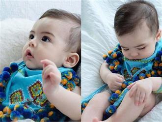 Vừa tròn 5 tháng tuổi, con trai Marian Rivera lại khiến dân tình náo loạn vì bộ ảnh mới