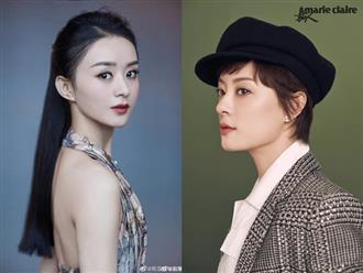 Vượt cả Tôn Lệ, nữ diễn viên Triệu Lệ Dĩnh trở thành 'nữ hoàng rating' mới của Cbiz