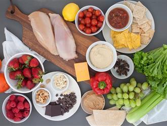 Những 'tip' đi chợ tiết kiệm mà vẫn đủ dinh dưỡng trong mùa Covid-19