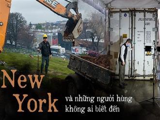 'Chúng tôi kín sạch chỗ rồi': Thi thể nạn nhân Covid-19 đang phân hủy chất chồng tại New York, hỏa táng hay chôn cất đều không thể kịp