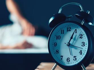 5 nguyên nhân gây mất ngủ ít ai biết