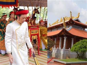 Rộ tin đồn Hoài Linh bị tố thiếu nợ tiền gỗ xây Đền thờ Tổ 100 tỷ 5 năm, thực hư ra sao?