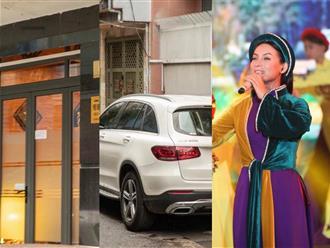 Căn nhà 4 tầng sang chảnh kèm xe Mercedes của Phi Nhung chưa hot bằng lời xầm xì 'Hồ Văn Cường bị nhốt'
