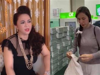 Bà Phương Hằng 'réo' đích danh Thủy Tiên: Hơn 320 tỷ, không thể dùng tiền chênh lệch mua nhà, mua đất được?