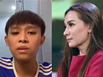 Hồ Văn Cường tung clip mới nhất: 'Con đọc nhiều bình luận rất cay nghiệt với mẹ của con, con rất buồn và có lỗi'