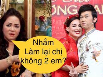 Cùng bị bà Phương Hằng 'phong ấn', so kè Hoài Linh và Phi Nhung ai đang cao tay 'lật ngược thế cờ'?