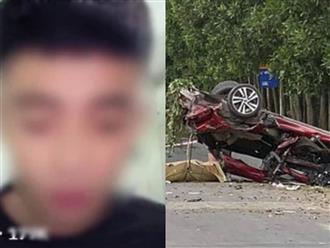 Dân mạng bàng hoàng hay tin hot TikToker có hơn 1 triệu follow qua đời trong vụ tai nạn ôtô bị vò nát